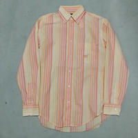 Henry Cottons L/S Stripe Shirt