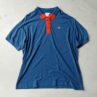 LACOSTE Big S/S Polo Shirt BLU