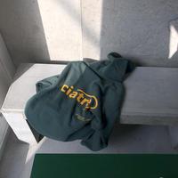 ciatre back logo swt hoodie GRN