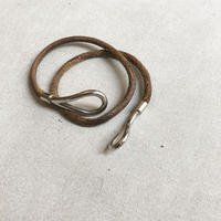 VINTAGE HERMES Jumbo Bracelet