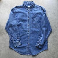 90s  Eddie Baouer Denim Shirts