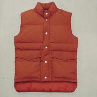 70s CAMPUS Down Vest