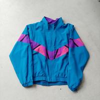 80s~ L.L.Bean Nylon Blouson BLU