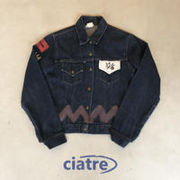 70s Levi's 37780 Paint Denim Jacket
