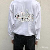 ciatre / 101 dalmatians Long sleeve Tshirts WHT