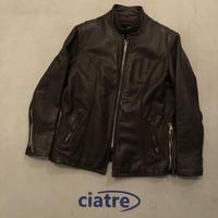 70s Lesco Leather Jacket