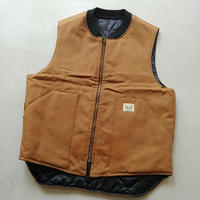 70s~ SWEET-ORR Brown Duck Work Vest