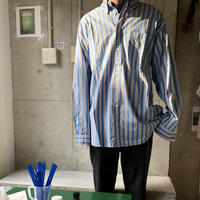 90s~ GAP Stripe B.D Shirt