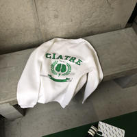 ciatre college swt pullover WHT