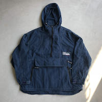 90s~ FIRST DOWN Nylon Pullover Parka