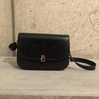 Vintage FRED PARIS Leather Shoulder Pouch