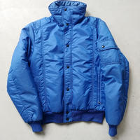 ~90s BLACK BEAR Padded Jacket BLU