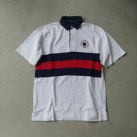 90s TOMMY HILFIGER S/S Rugger Shirt