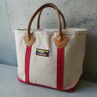 80s~ L.L.Bean Bean Tote Bag Leather Handle