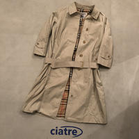Burberrys Single Trench Coat
