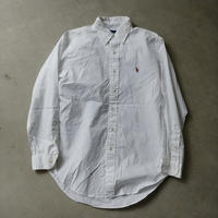 Ralph Lauren L/S White Shirt