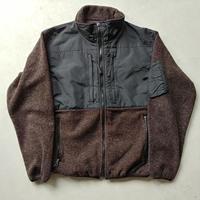 90s CONVERSE Fleece Zip Up Jacket