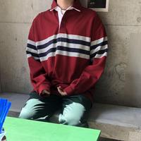 90s L.L.Bean L/S Rugger Shirt