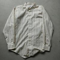 90s ISSEY MIYAKE Stripe L/S Shirt