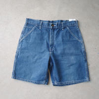 90s Carhartt Denim Painter Shorts