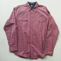 90s TOMMY HILFIGER Check L/S Shirt