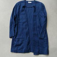 Liz claiborne Linen Jacket BLU
