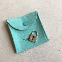 TIFFANY&CO. Initial Silver Top