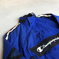 90s champion P/O batting jacket
