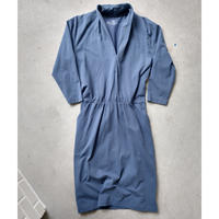 patagonia 3/4-Sleeved Vitaliti Dress NVY