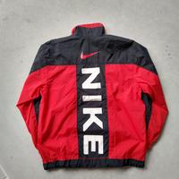 90s NIKE Back Logo Nylon Blouson