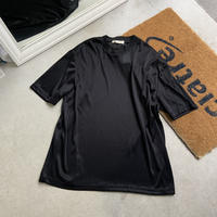 Old see through tee BLK