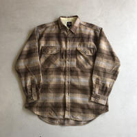 Old andlo Wool Check Shirt