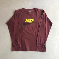 90s~ NIKE Print L/S Tee