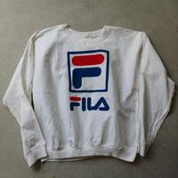 ~90s FILA Cotton Pullover