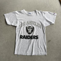 90s Champion LA raiders tee GRY