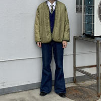 70s us army liner jacket GRN