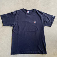 90s Champion One point logo tee NVY