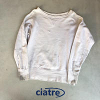 60s V Gazette Sweat Pull Over