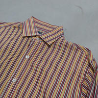Made in Italy Polo by Ralph Lauren L/S Stripe Shirt