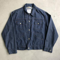 70s J.C.Pnney RANCHCRAFT Denim Jacket