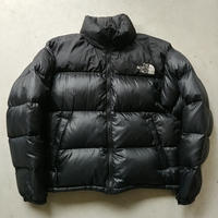 90s THE NORTH FACE Nuptse Down Jacket BLK