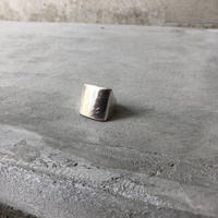 Square Silver Sample Ring