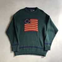 90s OLD GLORY Knit Pullover
