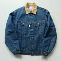 80s Lee STORM RIDER Blanket Denim Jacket