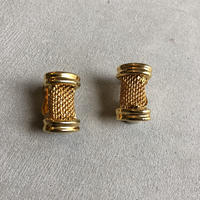 Old Anne Klein Gold Earring
