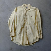 Polo by Ralph Lauren L/S Shirt YLW