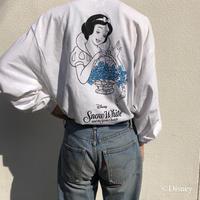 ciatre / Snow White flower Long sleeve Tshirts