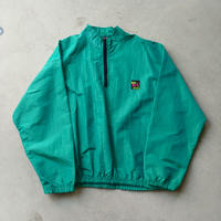 ~90s Surf STYLE Nylon Pullover GRN