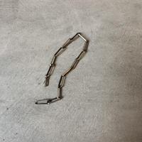 Old indian jewelry NAVAJO chain bracelet