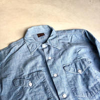 50s BIG SMITH Chambray Work Shirt